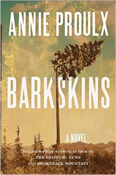 cover of barkskins by annie proulx