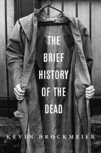 cover of the brief history of the dead by kevin brockmeier