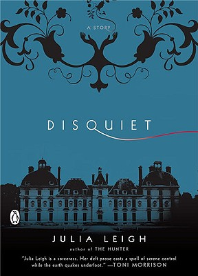 cover of disquiet by julia leigh