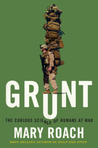cover of grunt by mary roach