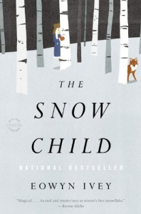 cover of the snow child by eowyn ivey