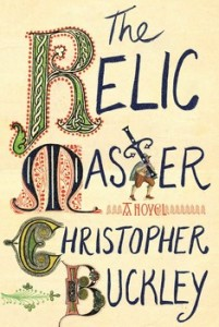 cover of the relic master by christopher buckley