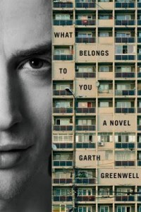 cover of what belongs to you by garth greenwell