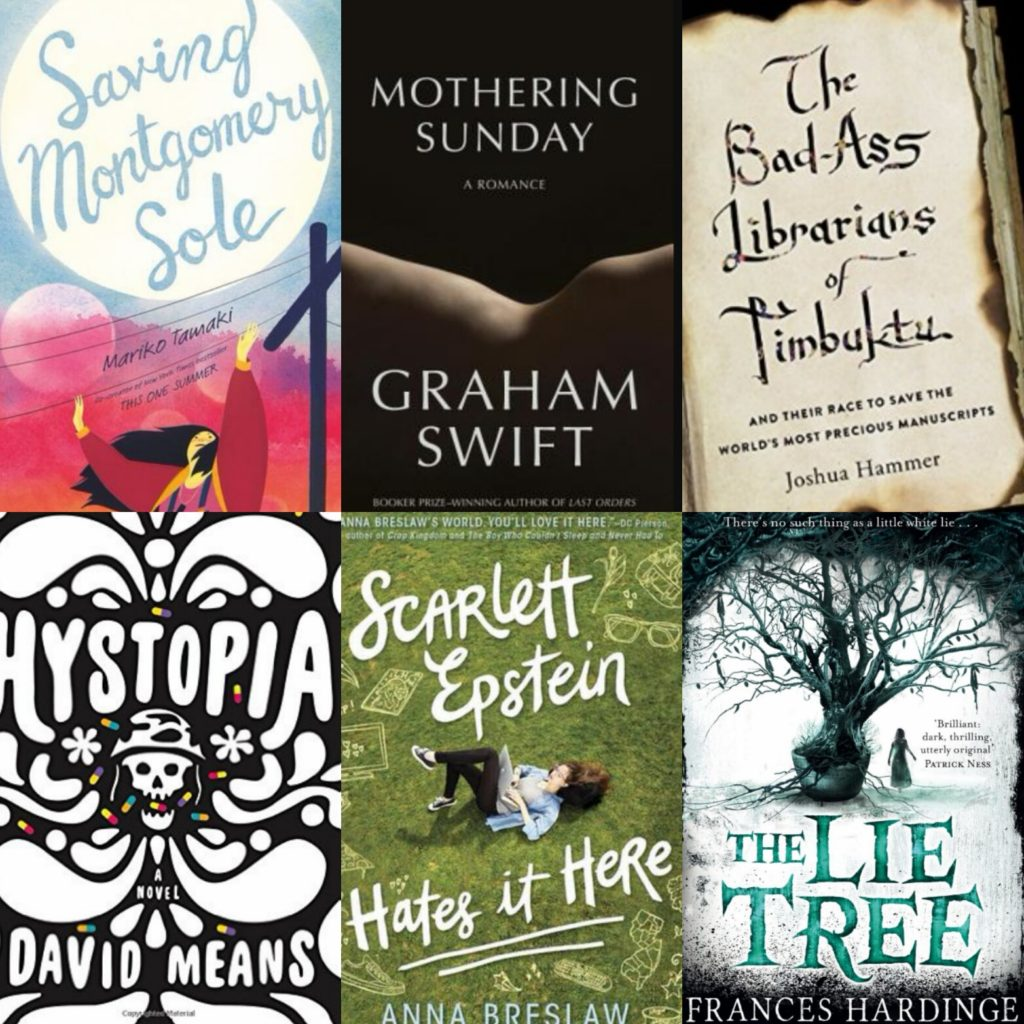 books april 19, 2016